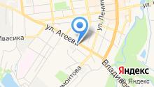 Адвокат Бессарабец Е.С. на карте