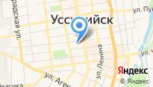 Адвокатский кабинет Горблянского Д.В. на карте