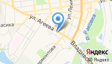 Автомобильно-технический колледж на карте