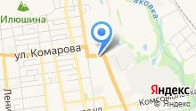 Автокафе на карте