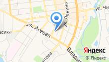Альбатрос - Гостаница,Сауна Альбатрос на карте