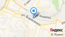 """Самбо-70 Владивосток"" - спортивный клуб на карте"