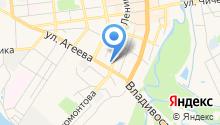 Адвокатская палата Приморского края на карте