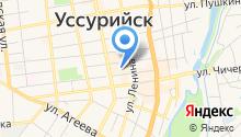 Владивостокский государственный университет экономики и сервиса на карте