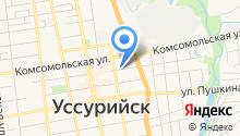 Бизнес Сервис на карте
