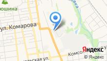 Дальагролига на карте