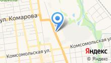 АВТОТЕПЛО на карте