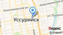 Адвокат Сопчук С.А. на карте