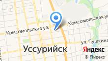 Адвокат Макарова Т.В. на карте