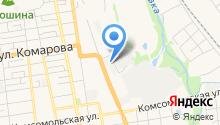Basf на карте