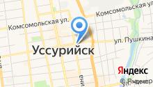 Адвокатский кабинет Воронько Ю.Г. на карте