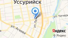 Межрайонная инспекция Федеральной налоговой службы России №9 по Приморскому краю на карте