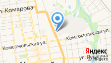 Самурай Авто на карте