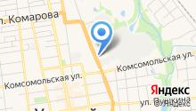 Лимитед на карте