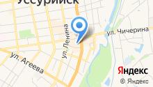 Григорьевой на карте