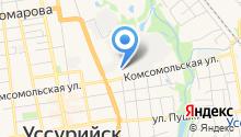 Дальневосточная сахарная компания на карте