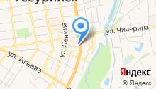 Гамма-Интерьер на карте