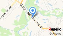 PodkrePizza на карте