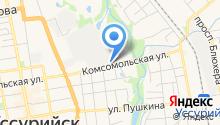 Грузомир на карте
