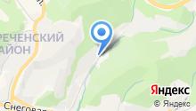 3D-ecor на карте