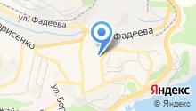 Станция скорой медицинской помощи г. Владивостока, КГБУ на карте