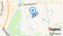Восточный вино-водочный отдел на карте