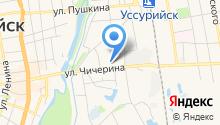 А*студия на карте