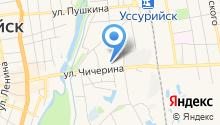 RadioLink на карте