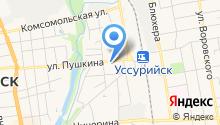 Алекс Дент Плюс на карте