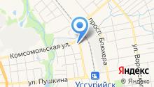 Интернет-кафе на Тургенева на карте