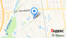 Куры гриль на карте
