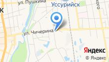 Адвокат Карасев А.Л. на карте