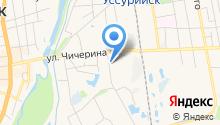 АКБ Приморье на карте