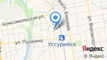 Адвокатский кабинет Корнецкой И.Г. на карте