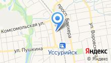 ДВ Сервис на карте