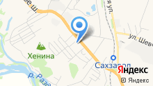 Библиотека №5 им. Н.М. Пржевальского на карте