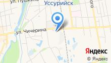 Autofox на карте