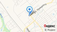 ЖД-СНАБ на карте
