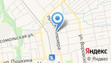 Босфор В на карте