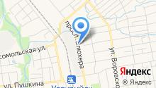 Валеолог на карте