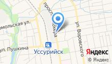 Заводской Ветеран на карте