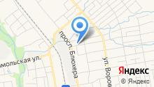 Служба по оформлению документов на карте