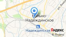 Управление пенсионного фонда РФ по Надеждинскому району Приморского края на карте