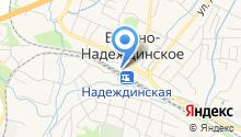 Отдел Военного комиссариата Приморского края по Надеждинскому району на карте