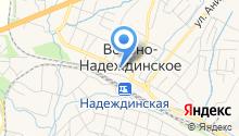 Стим на карте