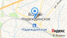 Прим-проект на карте