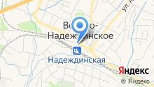 Александровский храм на карте