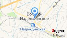 Территориальная избирательная комиссия Надеждинского района на карте