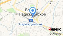 Отделение почтовой связи №81 на карте