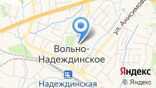 Центр культуры и досуга Надеждинского муниципального района на карте